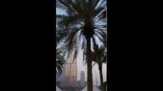 Dubaj - Burj Khalifa najwyzszy budynek swiata