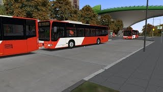 OMSI 2 Aachen Route 73 Gameplay