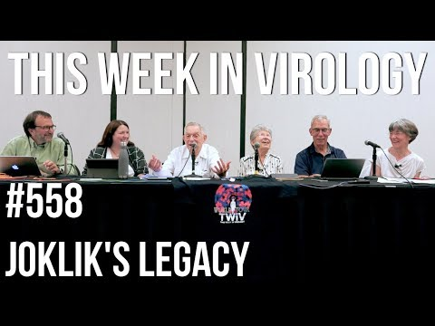 This Week in Virology | A podcast about viruses - the kind that make