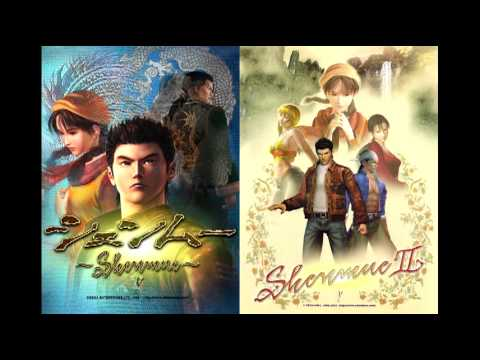 Shenmue Misc Voices (S1 & S2)