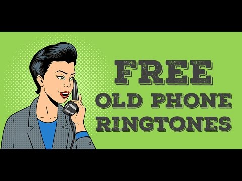 Free Old Phone Ringtones Mobile App for Android™ Devices