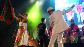 Escola de Samba Juventude Vareira - Apresentação do Samba Enredo 2011 TentZone