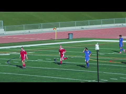 Mission Viejo Diablos Soccer Scores Again and Again vs El Toro High School 2021