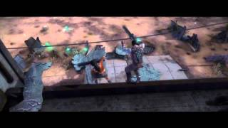 Video Game Trailers - Starhawk