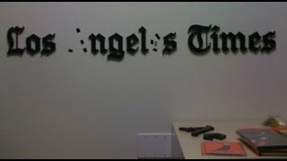 Why the LA Times Lost Half Its Readers
