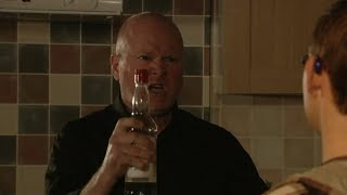 EastEnders - Phil Mitchell Breaks down At Ben Mitchell (11th May 2012)