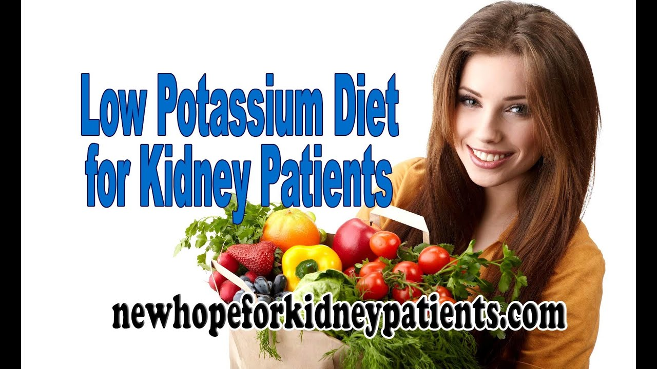 Low potassium diet for kidney patients to manage potassium levels low potassium diet for kidney patients to manage potassium levels forumfinder Image collections