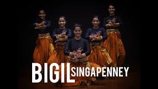 Bigil - Singappenney Dance Video | Thalapathy Vijay, Nayanthara | A.R Rahman | Team Kshetra