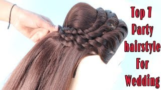 7 easy bridal bun hairstyles | hairstyle trick | hair style girl | updo hairstyle new hairstyle 2010