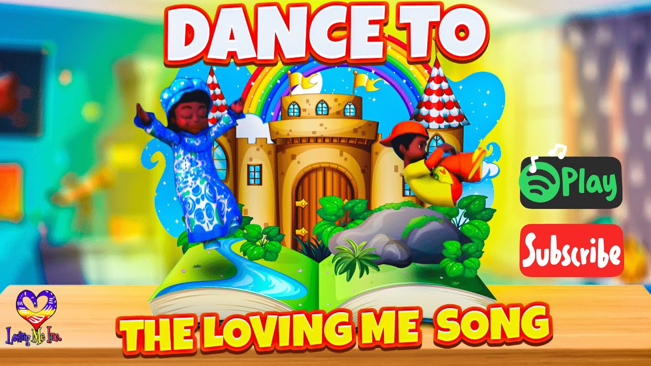 African-American 3D 4D Kids Nursery Rhymes Animation by Angelot Ndongmo- kids song