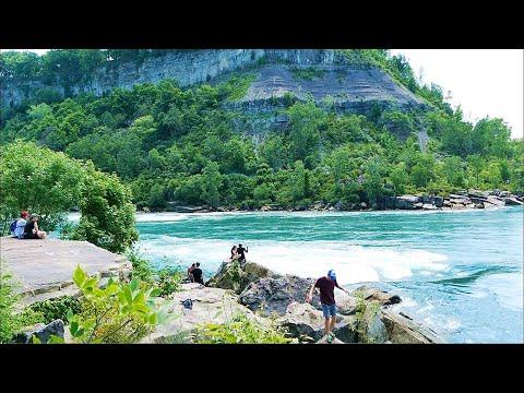 NIAGARA RIVER Hiking Whirlpool And Niagara Gorge Hiking