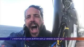 Yvelines | La fin de l'aventure de Louis Burton sur le Vendée Globe 2020