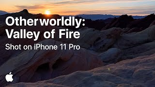 A journey into the Valley of Fire - Shot on iPhone
