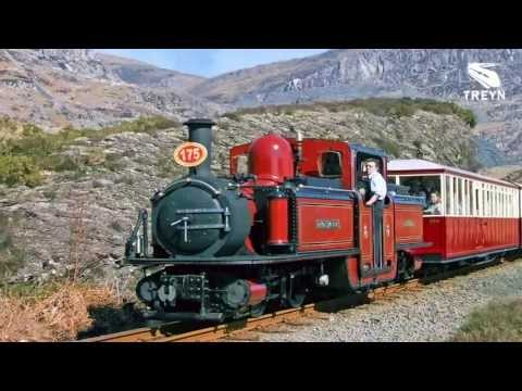 Railways of Wales Rail Tour