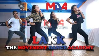 Lakk | Dance Choreography | Big Dhillon & Fazilpuria | The Movement Dance Academy | Bidur Siwakoti