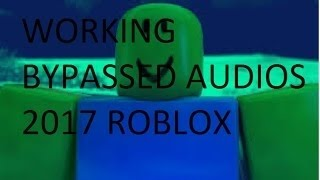NOUVEAU BYPASSED ROBLOX IDS