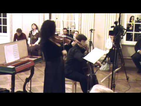EARLYMUSIC 2009: Ariosti - Maria Krestinskaya & Alexander Listratov