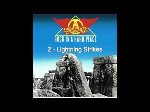 Aerosmith [1982] - Rock In A Hard Place (Full Album)
