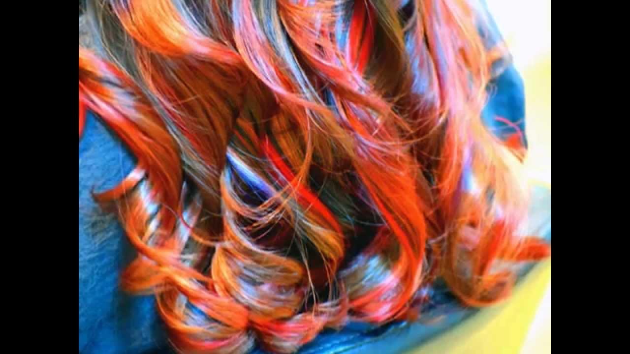 Balayage Hair Color Youtube