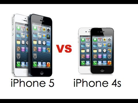 iphone 4s vs iphone 5 iphone 5 vs iphone 4s speed test comparison 17358