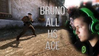 BRUNO All-HS Ace