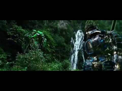 Transformers 4 - Optimus Prime Vs Grimlock [Türkçe/Turkish]
