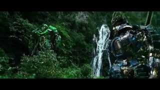 Transformers 4 - Optimus Prime Vs Grimlock [Türkçe/Turkish]