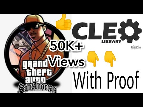 Install Cleo 4 For Gta San Andreas(Fix The Loading Crashes & Errors 100% Work)