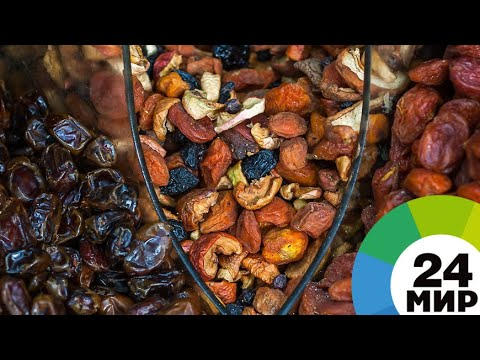 Сезон заготовок: в Армении начали делать сухофрукты