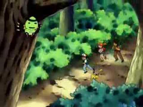 Pokemon Multilanguage (3rd Opening- Johto Journeys)