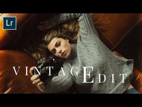 How to Give Your Photos a Warm Vintage Film Style