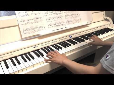 Summer (Joe Hisaishi) on Piano