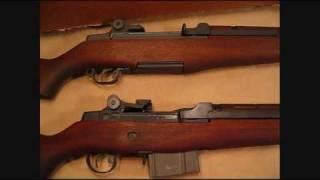 M1A versus M1 Garand - side by side