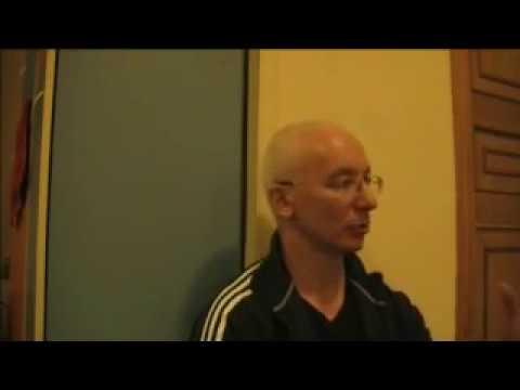 Фрагмент открытого занятия по классической йоге 30  10  2018, ведущий Викторов Андрей