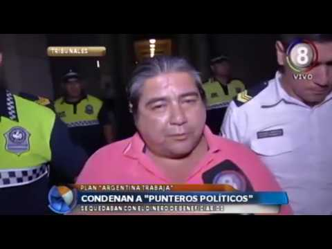 Condenan a Punteros políticos