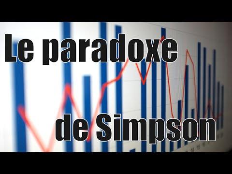 Le paradoxe de Simpson