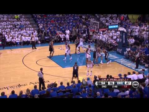 Thunder vs Spurs Game 4: How Russell Westbrook Detonated On The Spurs