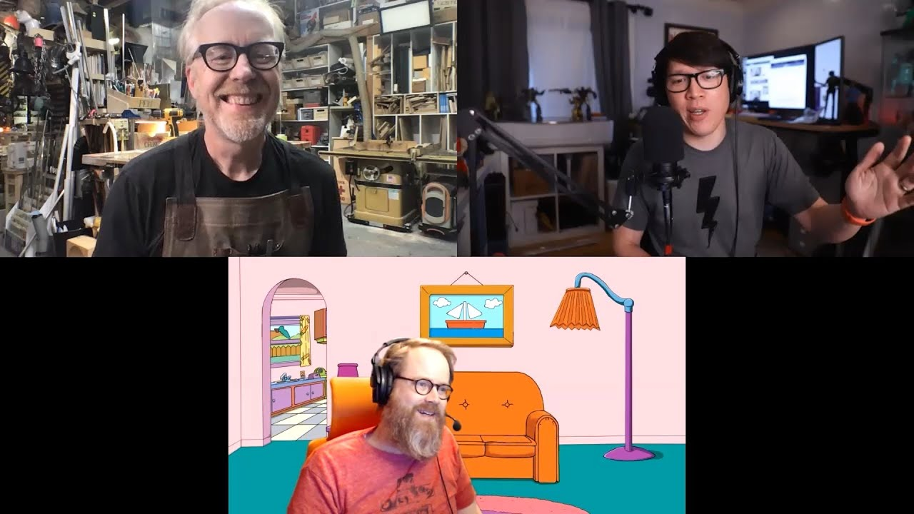 Download OK To Go - Still Untitled: The Adam Savage Project - 5/26/20