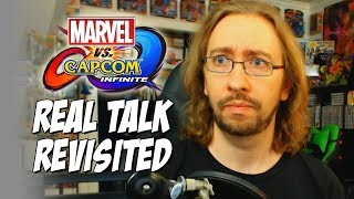 REAL TALK Revisited: Current State Of Marvel Vs. Capcom Infinite