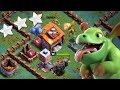 FIRST EVER 3 STAR VS BH 6   Clash of Clans   Baby Dragons OP