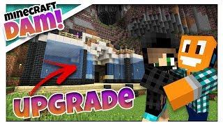"""Minecraft DAM #6 - """"Tańczący cobble i remont!"""""""