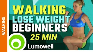 Walking Workout For Weight Loss - Easy Home Workout For Beginners