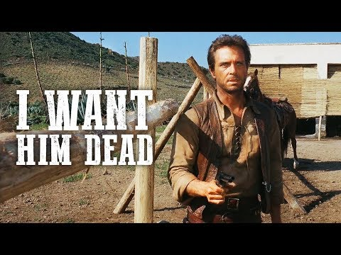 I Want Him Dead | WESTERN Movie | Free Italo Movie | Full Length | Cowboy Film
