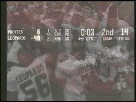 Liberty-Eylau Football State Championship in 1999 Highlight