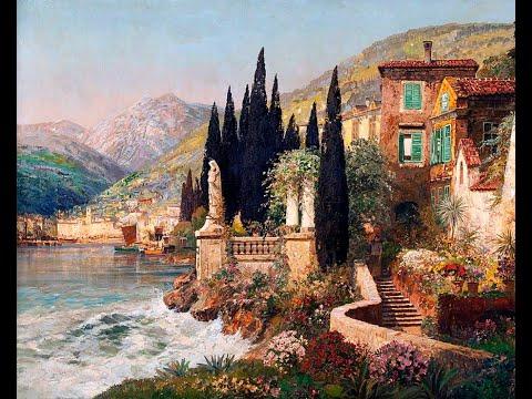 Austrian Artist Alois Arnegger