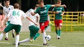 «Локомотив» (мол) - «Томь» (мол): Упущенная победа