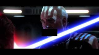 Count Dooku talking DIRTY!?