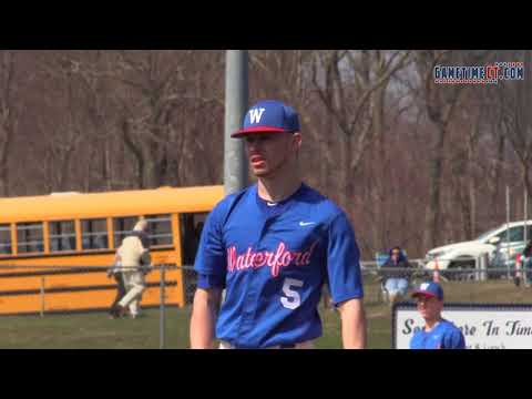 Waterford's Mike Burrows strikes out 14 in win over Fitch