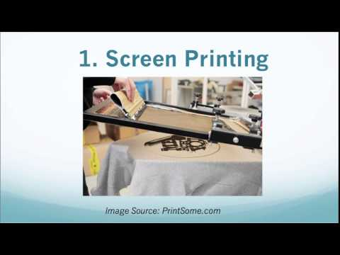 Top 3 Ways to Print Quality T-shirts for Your Tshirt Business
