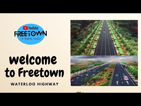 Freetown Toll Road